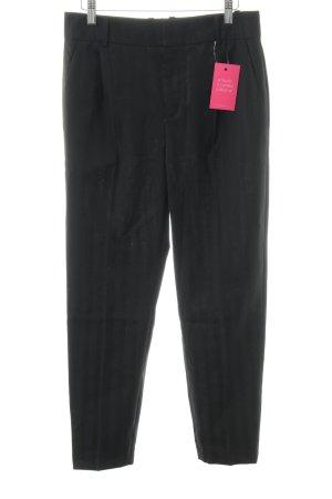 Drykorn Anzughose schwarz Elegant