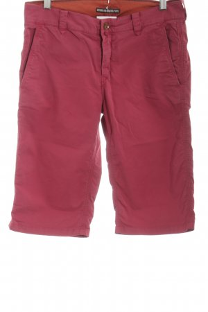 Drykorn Bermudas red casual look