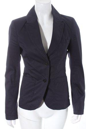 Drykorn Blazer dunkelblau Business-Look