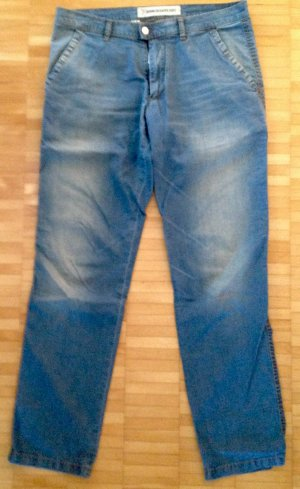 DRYKORN Blue Jeans Schlaghose