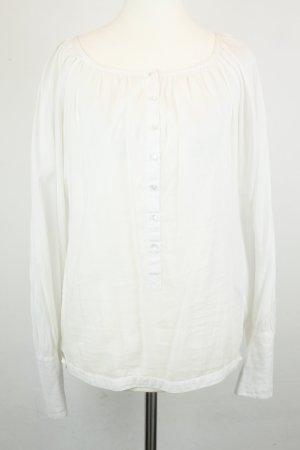 Drykorn Bluse Schlupf-Bluse Gr. 2 / 36 weiß oversized