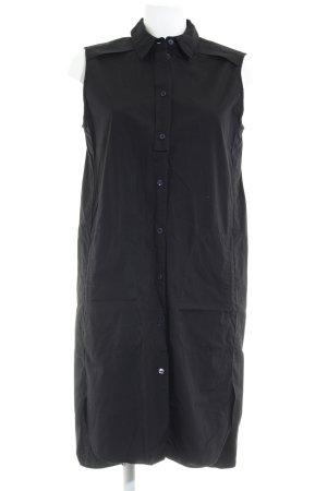 Drykorn Blusenkleid schwarz Casual-Look