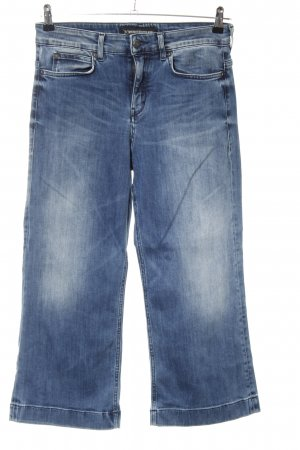 Drykorn Boot Cut Jeans blau Casual-Look
