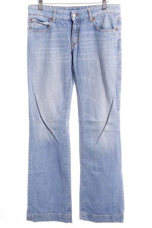Drykorn Boot Cut Jeans himmelblau Casual-Look