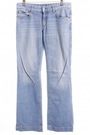 Drykorn Boot Cut Jeans himmelblau Casual-Look
