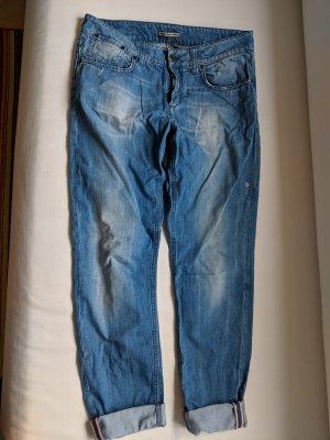 Drykorn Boyfriend Jeans light blue