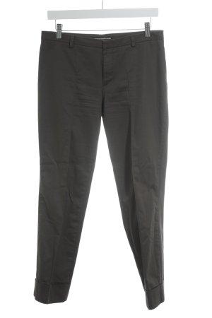 Drykorn Pantalon à pinces kaki style décontracté