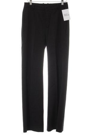 Drykorn Pantalon à pinces noir style décontracté