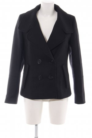 Drykorn Pea Jacket black casual look