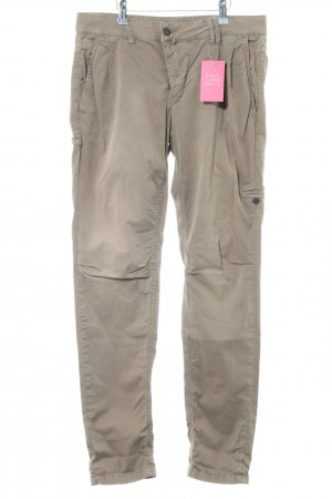 Drykorn Cargo Pants gold-colored casual look