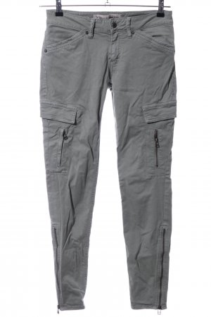 Drykorn Cargo Pants light grey casual look