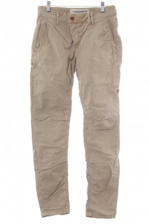 Drykorn Pantalon cargo beige-brun style décontracté