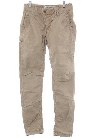 Drykorn Cargohose beige-braun Casual-Look
