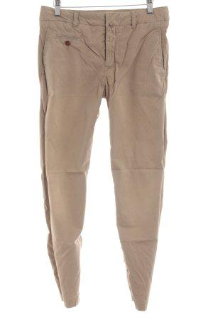Drykorn Pantalon cargo chameau style décontracté