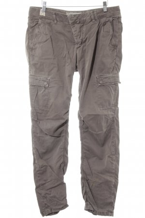 Drykorn Cargo Pants grey brown vintage look