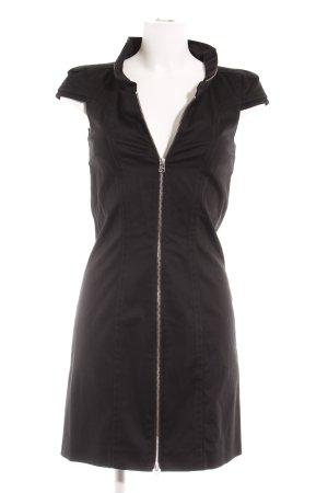 Drykorn Cargokleid schwarz Elegant