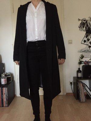 Drykorn Cappotto con cappuccio nero