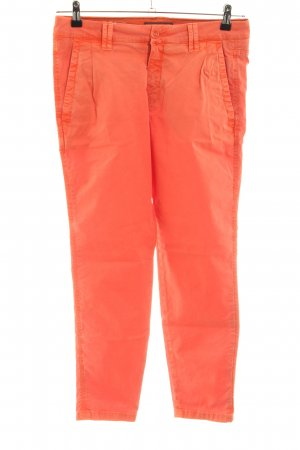 Drykorn Chinohose rot Casual-Look