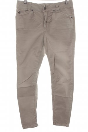Drykorn Chinohose beige Casual-Look