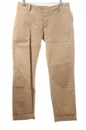 Drykorn Chinohose hellbraun Casual-Look