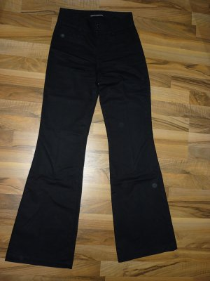 Drykorn Flares black cotton