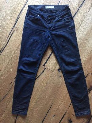 Drykorn Dunkelblaue Jeans