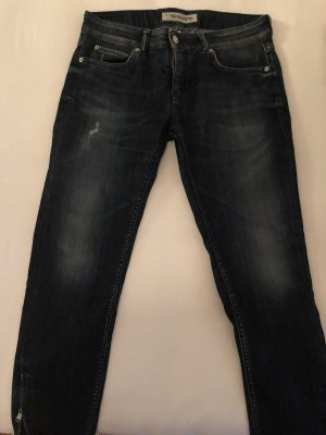 Drykorn dunkle Low waist jeans