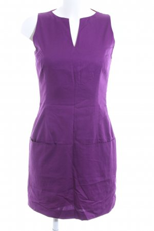 Drykorn Etuikleid lila Business-Look