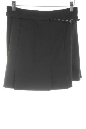 Drykorn Plaid Skirt black college style