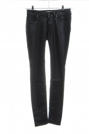 Drykorn Five-Pocket Trousers black casual look