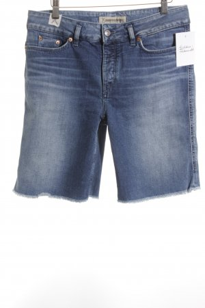 DRYKORN FOR BEAUTIFUL PEOPLE 3/4 Jeans stahlblau-himmelblau Casual-Look