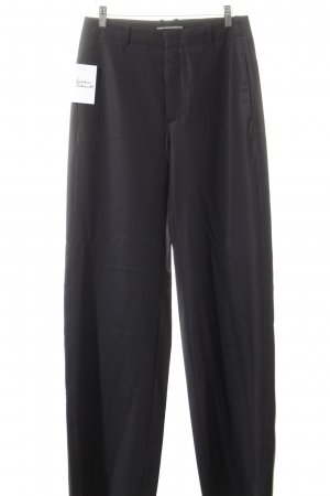 DRYKORN FOR BEAUTIFUL PEOPLE Suit Trouser black striped pattern