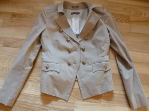 Drykorn Short Blazer sand brown mixture fibre