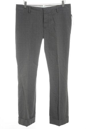 DRYKORN FOR BEAUTIFUL PEOPLE Pantalon à pinces gris motif Prince de Galles