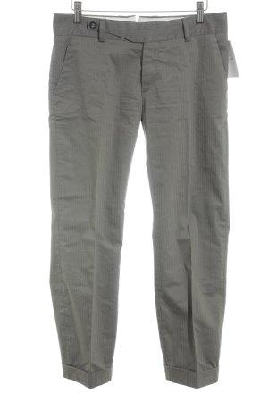 DRYKORN FOR BEAUTIFUL PEOPLE Pantalon à pinces gris brun style d'affaires