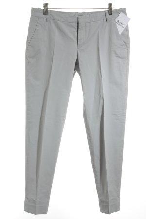 Drykorn Pantalon à pinces gris clair style décontracté