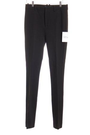 DRYKORN FOR BEAUTIFUL PEOPLE Pantalon à pinces noir style d'affaires