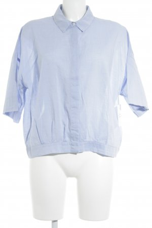 DRYKORN FOR BEAUTIFUL PEOPLE Hemd-Bluse himmelblau meliert Casual-Look