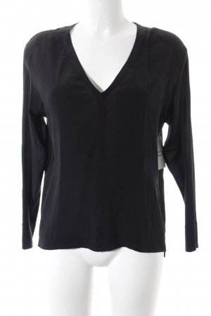 DRYKORN FOR BEAUTIFUL PEOPLE Blusa-camisa negro elegante