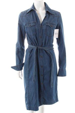 DRYKORN FOR BEAUTIFUL PEOPLE Jeanskleid blau Casual-Look