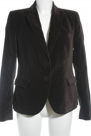 DRYKORN FOR BEAUTIFUL PEOPLE Jerseyblazer schwarzbraun Business-Look