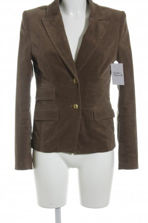 DRYKORN FOR BEAUTIFUL PEOPLE Kurz-Blazer graubraun Casual-Look