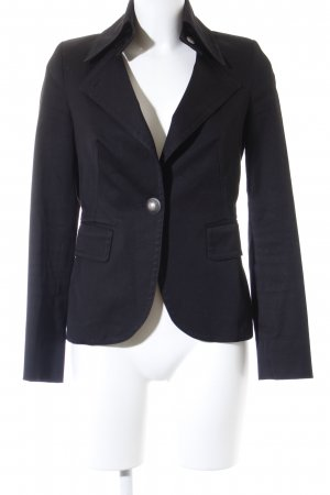 DRYKORN FOR BEAUTIFUL PEOPLE Kurz-Blazer schwarz-weiß Business-Look
