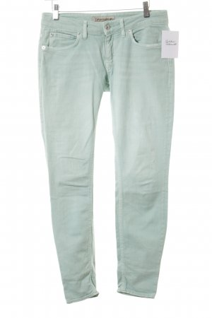 DRYKORN FOR BEAUTIFUL PEOPLE Röhrenhose mint Casual-Look