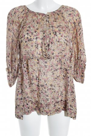 DRYKORN FOR BEAUTIFUL PEOPLE Seidenbluse florales Muster Beach-Look