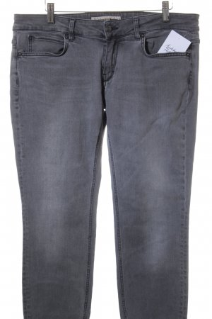 DRYKORN FOR BEAUTIFUL PEOPLE Slim Jeans grau-anthrazit Casual-Look