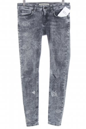 DRYKORN FOR BEAUTIFUL PEOPLE Slim Jeans grau Casual-Look