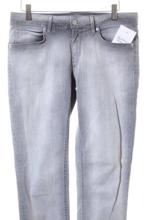 DRYKORN FOR BEAUTIFUL PEOPLE Slim Jeans grau-hellgrau Casual-Look