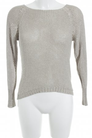 DRYKORN FOR BEAUTIFUL PEOPLE Strickpullover hellbraun Casual-Look