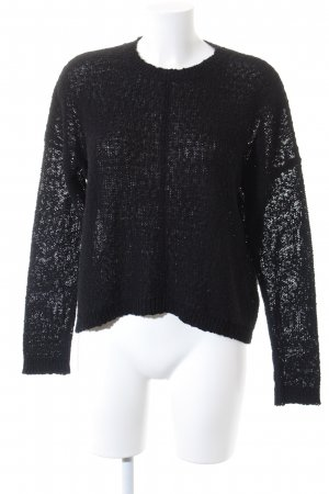 DRYKORN FOR BEAUTIFUL PEOPLE Strickpullover schwarz Casual-Look
